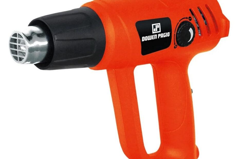 Reparando Pistola de Calor - Dowen Pagio 2000W